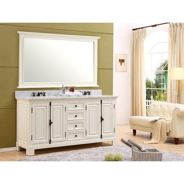 Phoenix 60 Double Bathroom Vanity Set by Alcott Hill