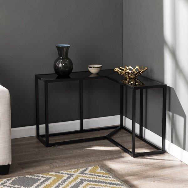 Klem Wrap Around End Table by Ebern Designs