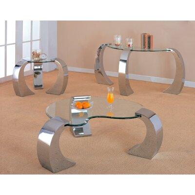 Glass Coffee Tables You Ll Love Wayfair