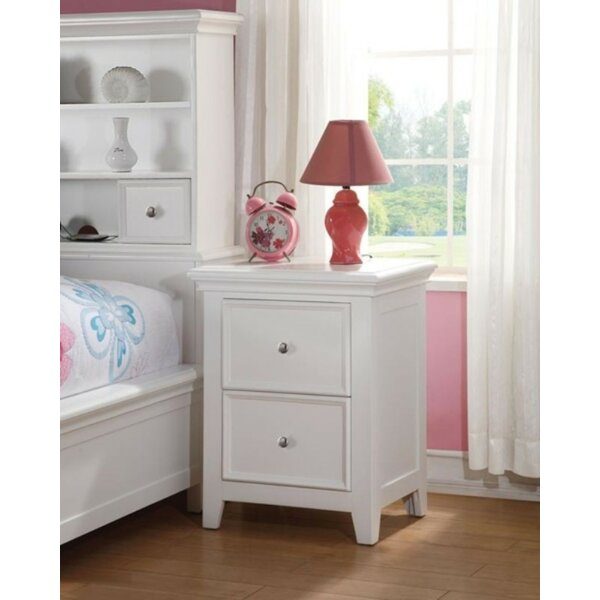Mcroberts 2 Drawer Nightstand by Darby Home Co