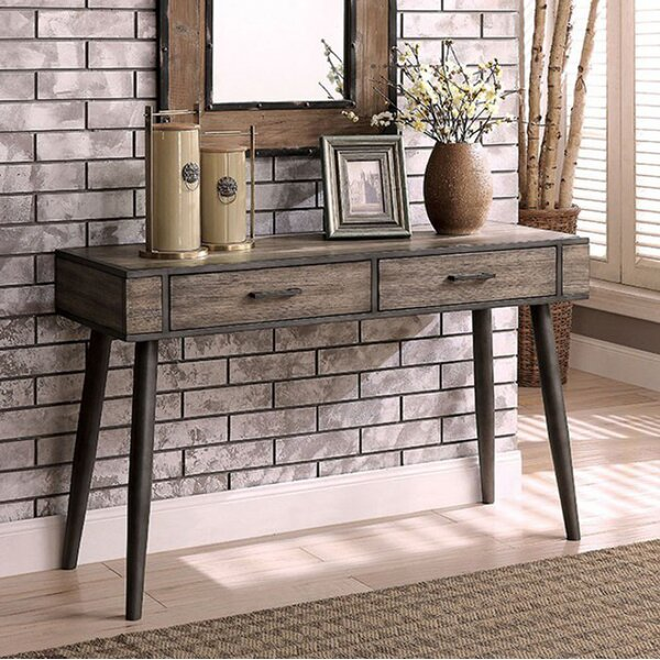 Charli Mid-Cent Console Table By Corrigan Studio