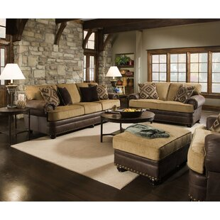 Aurora 3 - Piece  Living Room Set by Darby Home Co
