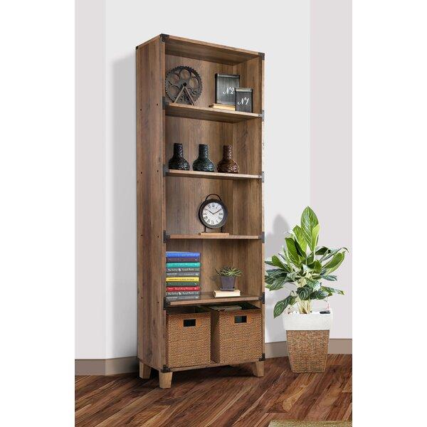 Pedraza Standard Bookcase By Gracie Oaks