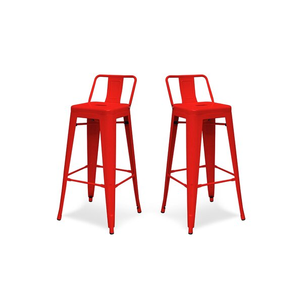Shoshoni 26 Bar Stool (Set of 2) by Trent Austin Design