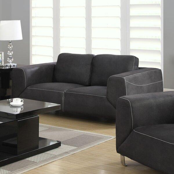 Holiday Shop Monarch Specialties Inc. Sofa by Monarch Specialties Inc. by Monarch Specialties Inc.