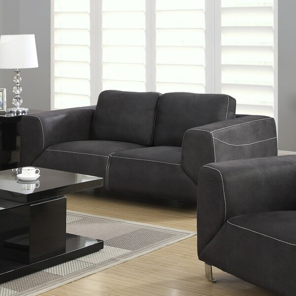 Beautiful Modern Monarch Specialties Inc. Sofa by Monarch Specialties Inc. by Monarch Specialties Inc.
