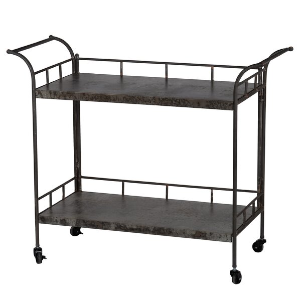 Lexter Bar Cart by 17 Stories