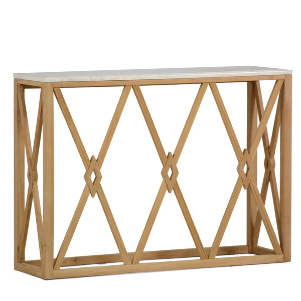 Alexander Wall Console Table by Summer Classics