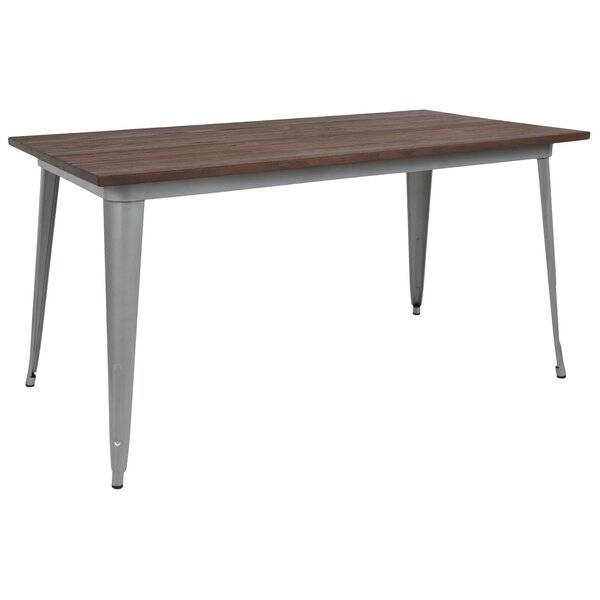 Oxfordshire Rustic Dining Table by Williston Forge Williston Forge