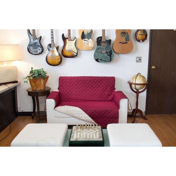 Box Cushion Loveseat Slipcover by LaCozee