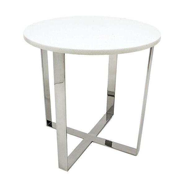 Keira Collection End Table by Allan Copley Designs