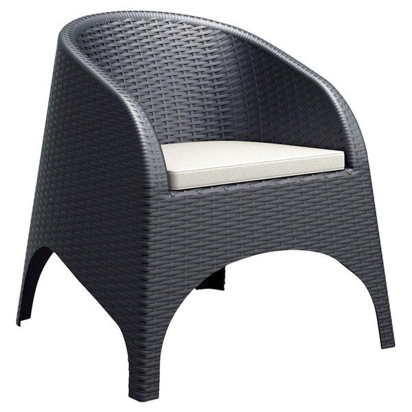 Jayne Indoor/Outdoor Deep Seating Lounge Chair Cushion (Set of 2) by Mercury Row