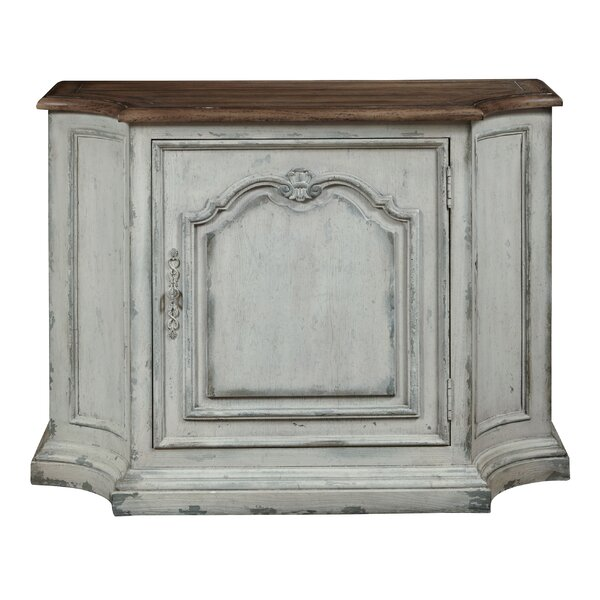 Turin 1 Door Accent Cabinet by One Allium Way