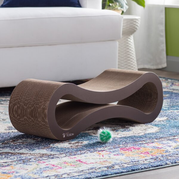 Daniela Ultimate Cat Scratcher Lounge & Bed by Archie & Oscar