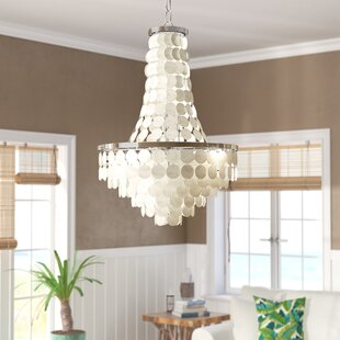 Looking for Ferry Pass 9-Light Chandelier By Beachcrest Home