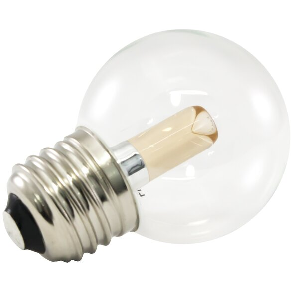 E26/Medium LED Light Bulb (Set of 25) by American Lighting LLC