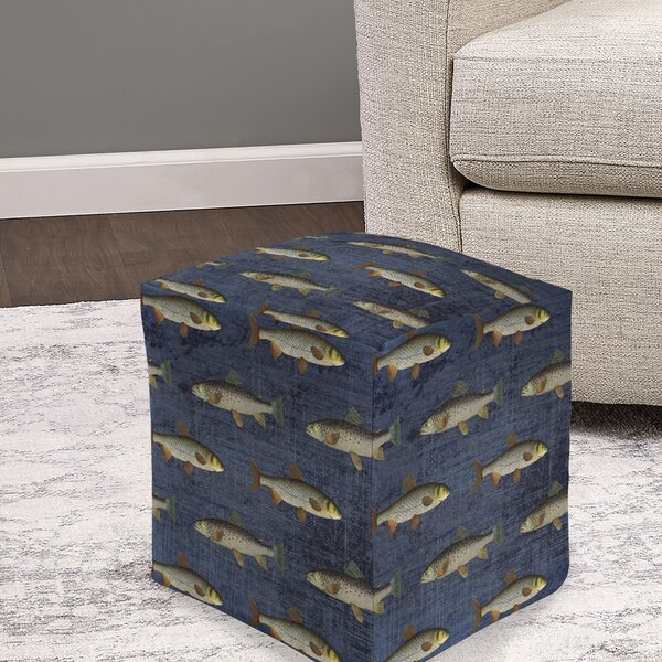 Satter Pouf by Millwood Pines