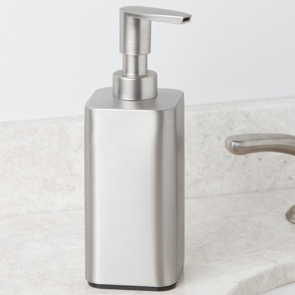 Blocton Pump Soap Dispenser by Wrought Studio