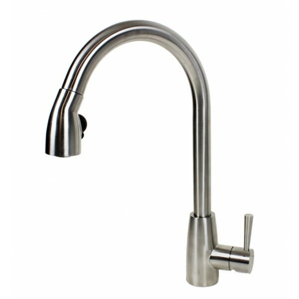 Ariel Pull Out Bar Faucet by eModern Decor