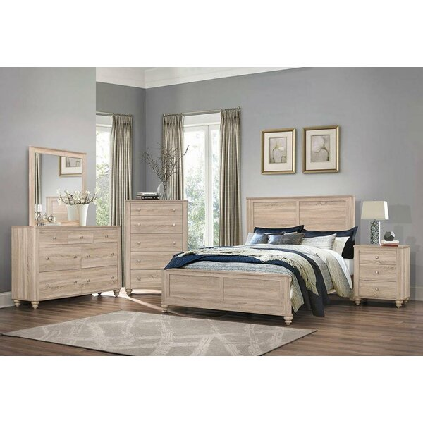 Jude Standard Solid Wood Configurable Bedroom Set by Gracie Oaks