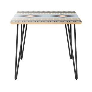 Isobel End Table by Brayden Studio