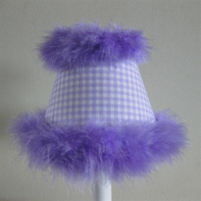 Lovely Lady Lavender Night Light by Silly Bear Lighting