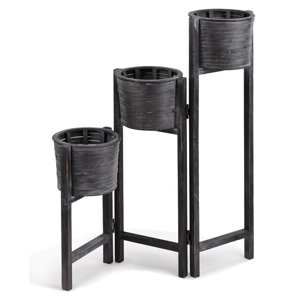 Gard Multi-Tiered Plant Stand by 17 Stories