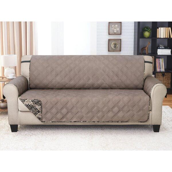 Sofa Slipcover by Winston Porter
