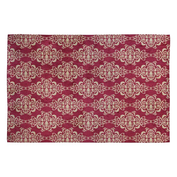 Arcturus Damask Area Rug by Deny Designs
