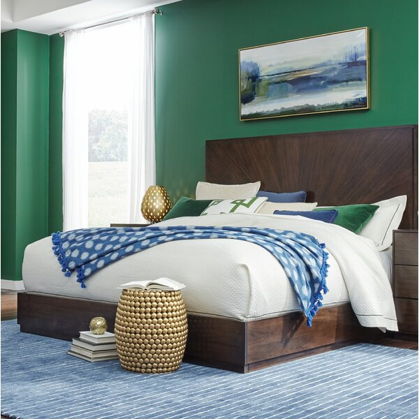Sallie Wall Panel Standard Bed by Brayden Studio