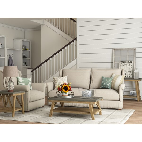 Gibson Configurable Living Room Set by August Grove