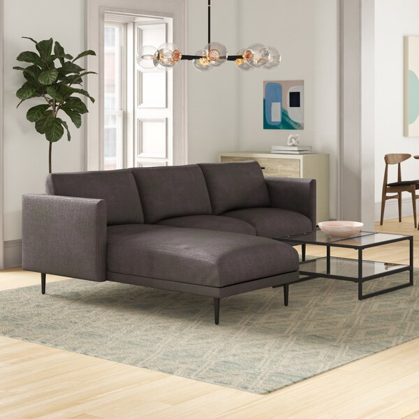 Read Reviews Adelaide Left Hand Facing Sectional