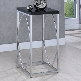 Trend Kishan End Table By Orren Ellis
