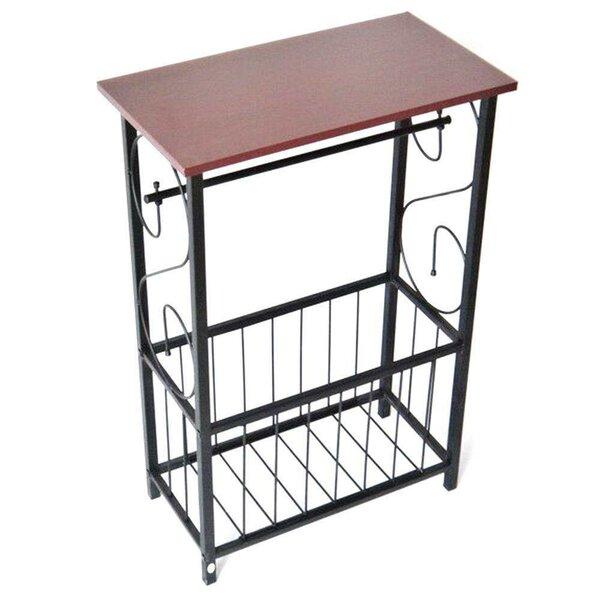 Ebenier 15 W x 22 H x 8 D Free-Standing Bathroom Shelves