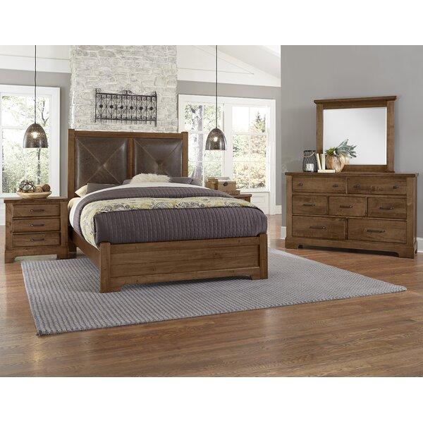 Karina Upholstered Standard Bed by Gracie Oaks