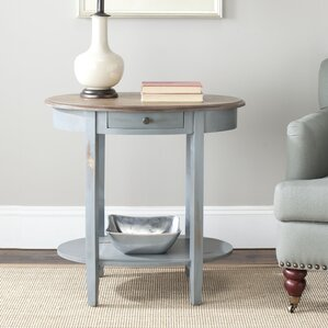 Bianca End Table With Storage by Safav..