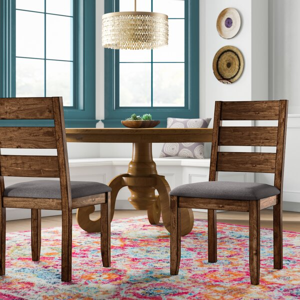 Toole Side Chair (Set of 2) by Mistana