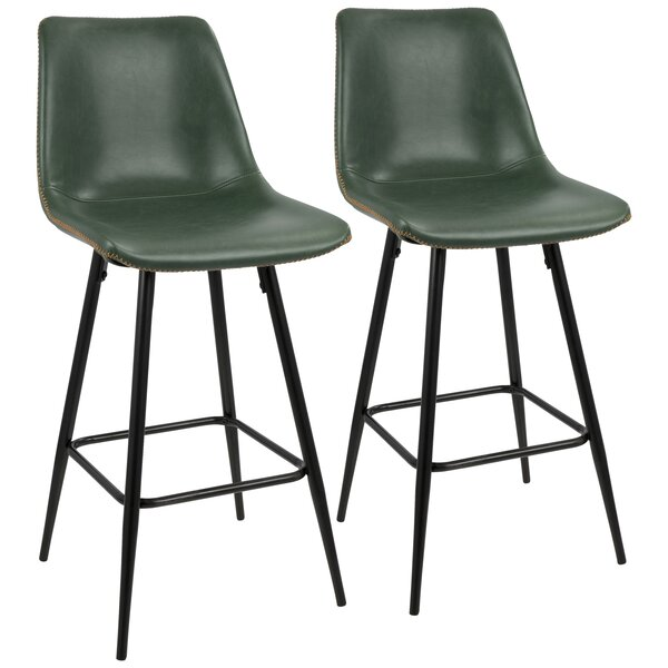 Rylee 25 Bar Stool (Set of 2) by Mercury Row