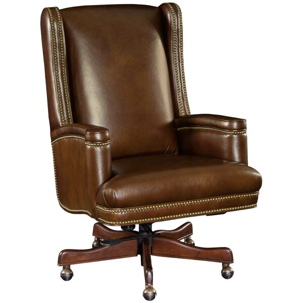 Leather Executive Chair by Hooker Furniture