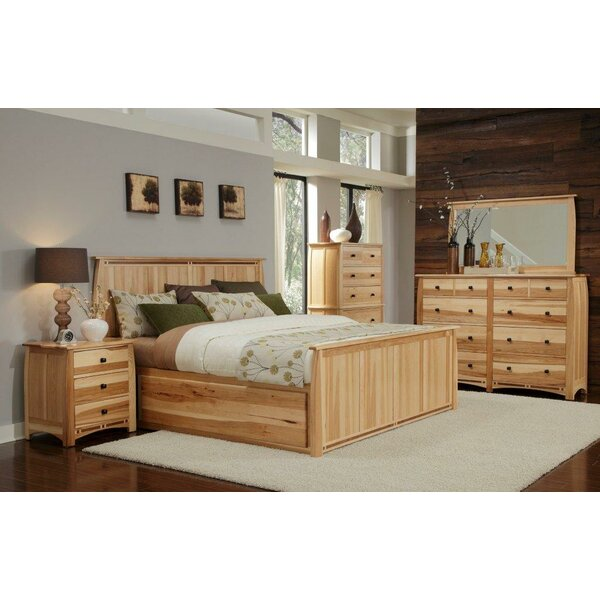 Asdsit Configurable Bedroom Set by Loon Peak