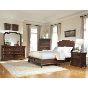 Signature Panel Configurable Bedroom Set by American Woodcrafters