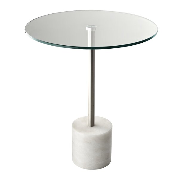Richlands End Table by Mercury Row