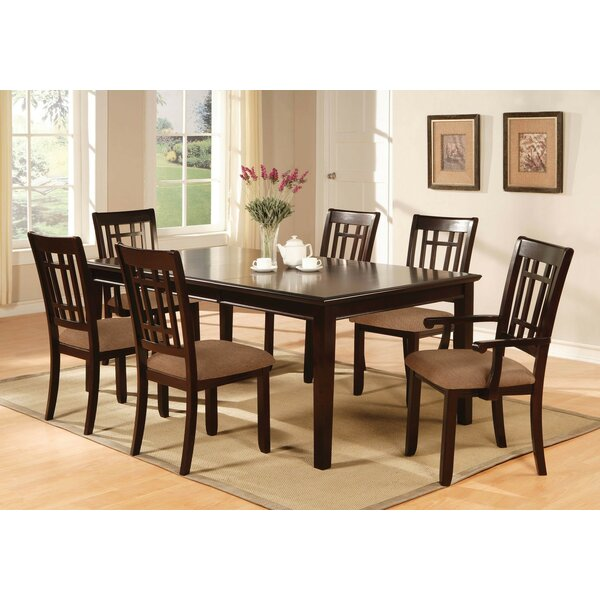 Topeka Extendable Dining Table by World Menagerie