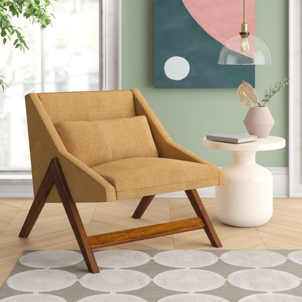 Ashwood 24.75-inch Lounge Chair by Foundstone Foundstone