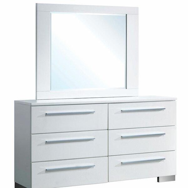 Fordland 6 Drawer Double Dresser by Orren Ellis