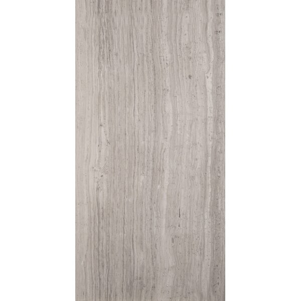 Metro 12 x 24 Marble Wood Look Tile in Gray by Emser Tile