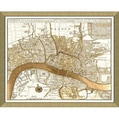 Maps Wall Art | Perigold