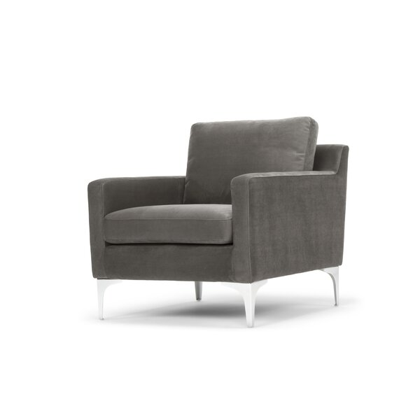 Rumley Armchair by Comm Office