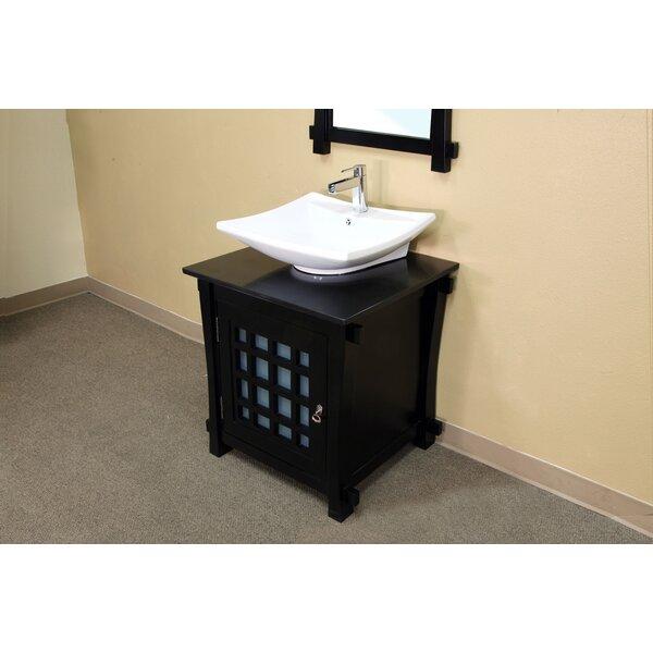 Tompkins 30 Single Bathroom Vanity Set by Bellaterra Home