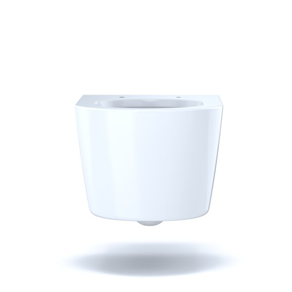 RP™ Dual-Flush Elongated Wall Hung Toilet with High Efficiency Flush (Seat Not Included) by Toto